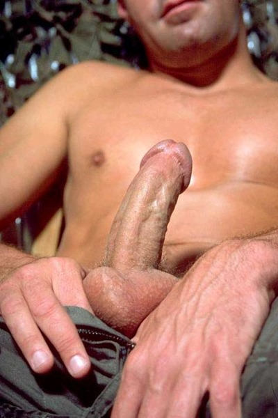 military-guy-playing-with-his-cock