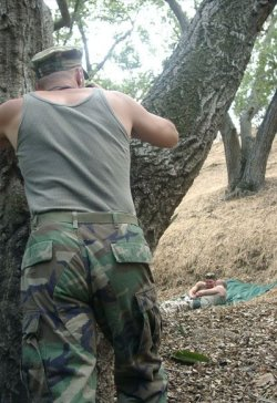 naked soldier pictures 10